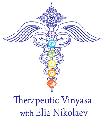 Therapeutic Vinyasa Logo